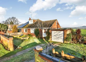 Thumbnail 2 bed semi-detached bungalow for sale in Folgate Lane, Costessey, Norwich