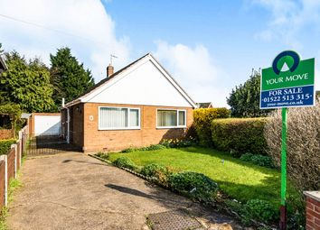 Thumbnail 2 bed bungalow for sale in Woodfield Avenue, Lincoln