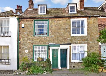 Thumbnail 1 bed terraced house for sale in The Bayle, Folkestone, Kent