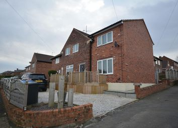 Thumbnail 4 bed semi-detached house for sale in Fir Street, Hollingwood, Chesterfield