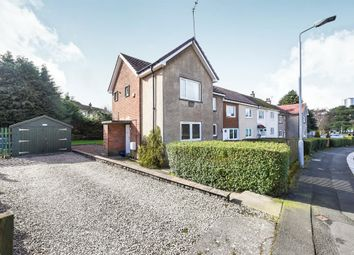 Thumbnail 1 bedroom flat for sale in Durrockstock Crescent, Paisley