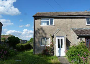 Thumbnail 2 bed semi-detached house to rent in Elizabeth Gardens, Henstridge, Somerset