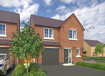 "Thumbnail 4 bed property for sale in ""The Ashbury"" at Wellow Road, Ollerton, Newark"