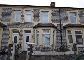Thumbnail 3 bed terraced house for sale in St. Marys Avenue, Barry