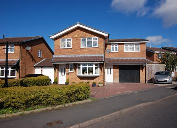 Thumbnail 4 bedroom detached house for sale in Sandringham Way, Brierley Hill