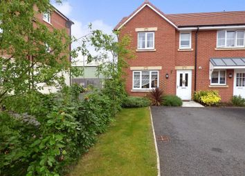 Thumbnail 3 bed mews house for sale in Herdwick Place, Middlewich, Cheshire