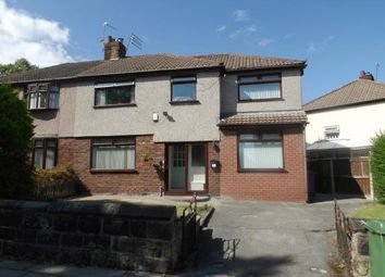 Thumbnail 4 bed semi-detached house for sale in Oakhill Park, Liverpool, Uk, .
