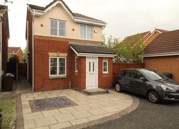Thumbnail 3 bed detached house for sale in Hexham Close, Netherton, Bootle