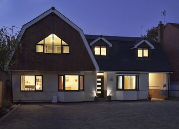 Thumbnail 7 bed detached house for sale in Reading Road, Winnersh, Wokingham, Berkshire