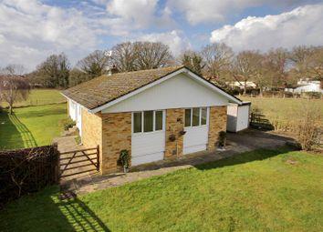 Thumbnail 3 bed detached bungalow for sale in Riding Lane, Hildenborough, Tonbridge