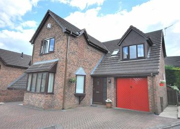 Thumbnail 4 bed detached house for sale in Bryony Close, Walkden, Manchester