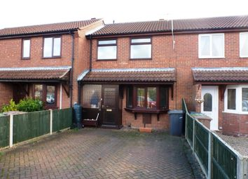 Thumbnail 2 bed town house to rent in Meadow Way, Bracebridge Heath, Lincoln