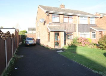 Thumbnail 3 bedroom semi-detached house for sale in Dorran Place, St. Georges, Telford