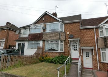 Thumbnail 2 bed terraced house for sale in Ravenshill Road, Yardley Wood, Birmingham
