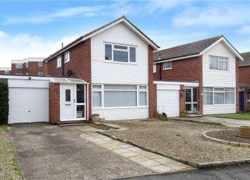 Thumbnail 3 bed detached house for sale in Chanctonbury Close, Rustington, Littlehampton