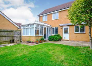 3 bed terraced house for sale in Breezehill, Wootton, Northampton NN4
