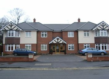 Thumbnail 1 bed flat to rent in Millbrook House, Sutton Coldfield