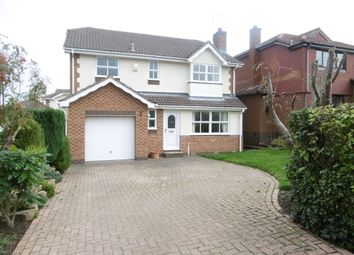 Thumbnail 4 bed detached house to rent in Lodge Farm Close, Walton, Chesterfield