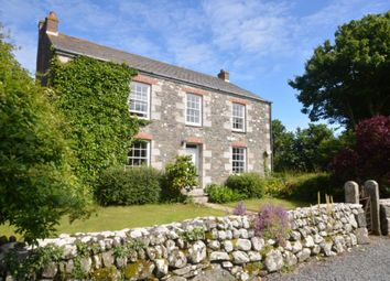 Thumbnail 4 bed detached house for sale in Treskewes Farm House, St. Keverne, Helston, Cornwall