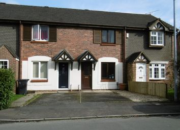 Thumbnail 2 bedroom terraced house to rent in Saddleback Road, Shaw, Swindon