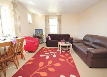 Thumbnail 2 bed flat for sale in Sarah West Close, Norwich