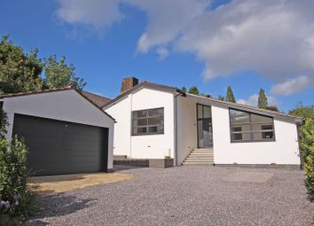 Thumbnail 4 bed detached bungalow for sale in Bassett Green Close, Southampton