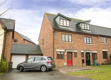 Thumbnail 3 bed town house to rent in Miserden Crescent, Westcroft, Milton Keynes, Buckinghamshire