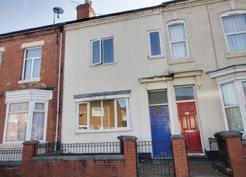 Thumbnail 3 bed terraced house for sale in Noble Street, Leicester, Leicestershire