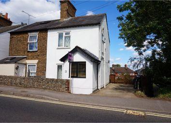 Thumbnail 2 bed semi-detached house for sale in Farnborough Road, Farnham