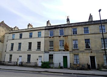 Thumbnail 2 bed flat to rent in Albion Terrace, Bath