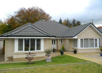Thumbnail 4 bed bungalow for sale in The Berries, Kirkfieldbank, Lanark