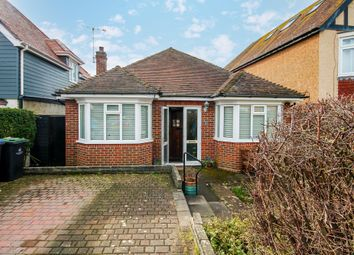 Thumbnail 2 bed detached bungalow for sale in Penhill Road, Lancing, West Sussex