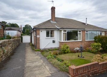 Thumbnail 2 bed semi-detached bungalow for sale in Greenmoor Avenue, Lofthouse, Wakefield, West Yorkshire