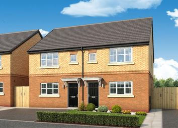 "Thumbnail 3 bed property for sale in ""The Kellington At The Woodlands "" at Newbury Road, Skelmersdale"