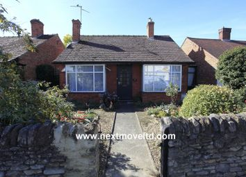 Thumbnail 2 bed detached bungalow for sale in Crawthorne Road, Peterborough