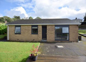 Thumbnail 3 bed detached bungalow for sale in Ysbyty Ystwyth, Ystrad Meurig
