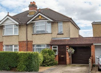 Thumbnail 3 bed semi-detached house for sale in Rosewall Road, Southampton