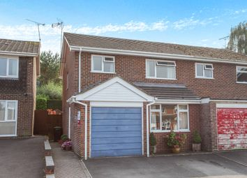 Thumbnail 3 bed semi-detached house for sale in Earlswood Drive, Alderholt, Fordingbridge