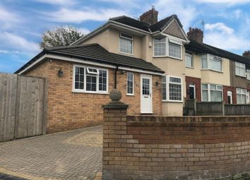Thumbnail 3 bed end terrace house for sale in Watling Avenue, Litherland, Liverpool