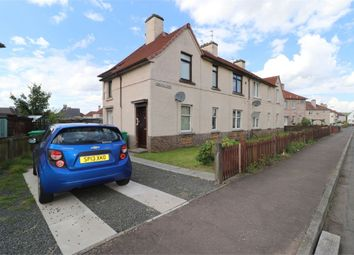 Thumbnail 3 bed flat for sale in Somerville Road, Leven, Fife