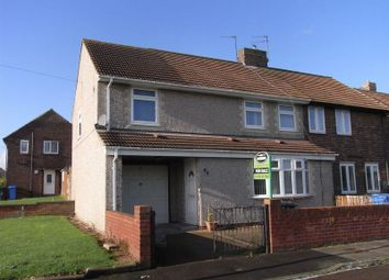 Thumbnail 3 bed semi-detached house to rent in East Acre, Widderington