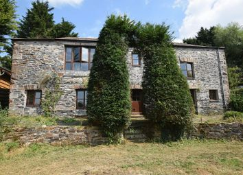 Thumbnail 3 bed barn conversion for sale in Arundell Gardens, Lifton