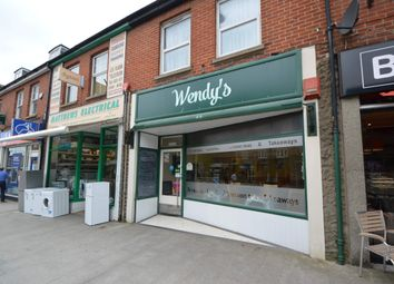 Thumbnail Retail premises to let in 58 Station Road (Shop & Flat), New Milton