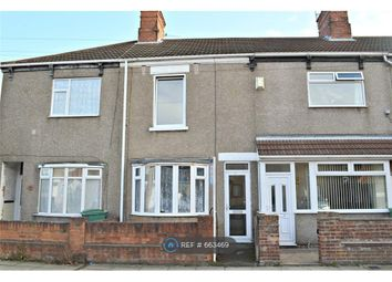 Thumbnail 2 bedroom terraced house to rent in Mansel Street, Grimsby