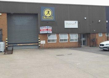 Thumbnail Warehouse for sale in Langham Road, Leicester