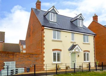 Thumbnail 5 bed detached house for sale in Prospero Way, Taw Hill, Swindon