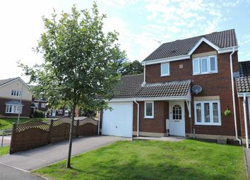 Thumbnail 3 bed link-detached house for sale in Parc Gilbertson, Gelligron, Pontardawe