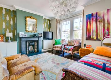 Thumbnail 3 bed flat for sale in Salvin Road, London