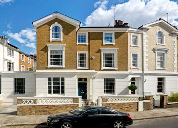 Thumbnail 4 bed end terrace house for sale in St. Marks Crescent, London
