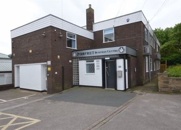 Thumbnail Property to rent in Unit 1, Pomfret Business Centre, Pontefract